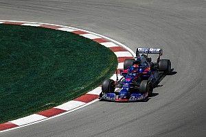 Kvyat ziet veel verbetering bij Toro Rosso en zichzelf dit jaar