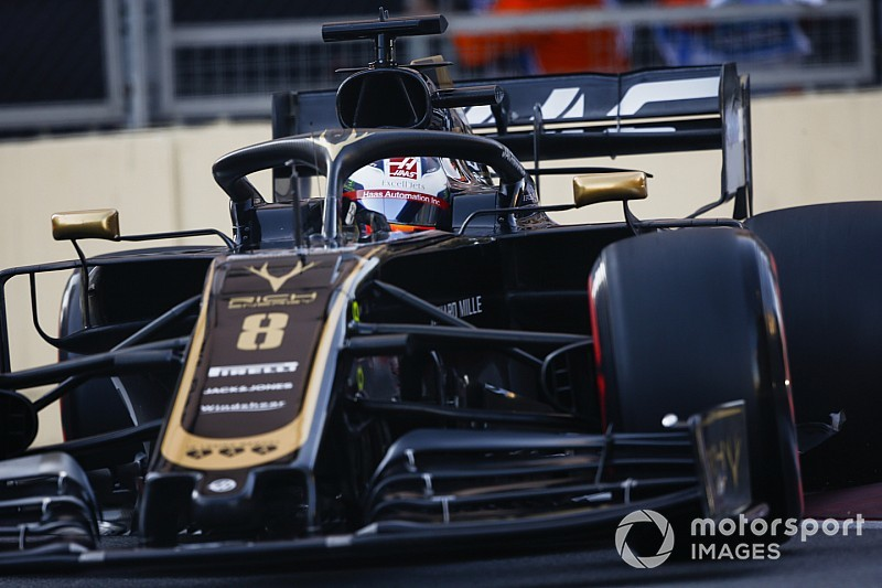 "Haas concedes VF19 ""absolutely the worst"" with tyres"