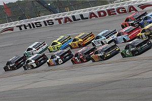 NASCAR Cup/Trucks Talladega race weekend schedule