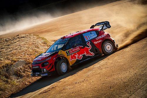 Mobil Citroen C3 WRC Bekas Ogier Dijual