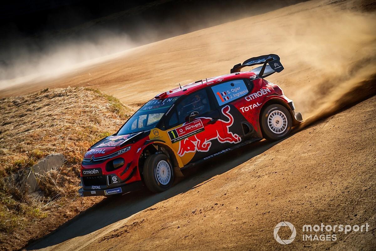 WRC, Rally del Portogallo, PS9: Ogier passa di nuovo Neuville ed è quarto