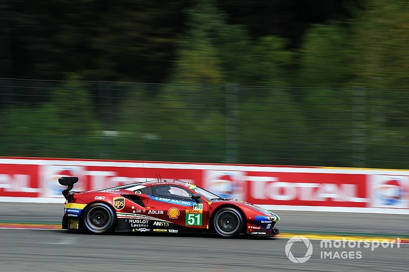 "Calado: Ferrari will begin 2019/20 WEC with ""slow car"""