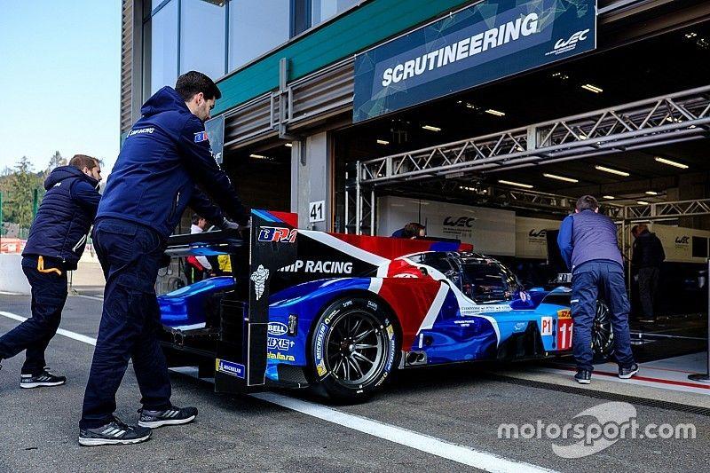 SMP Racing arranca adelante en Spa