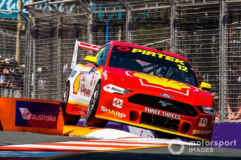 Belts issue caused Coulthard's Gold Coast penalty