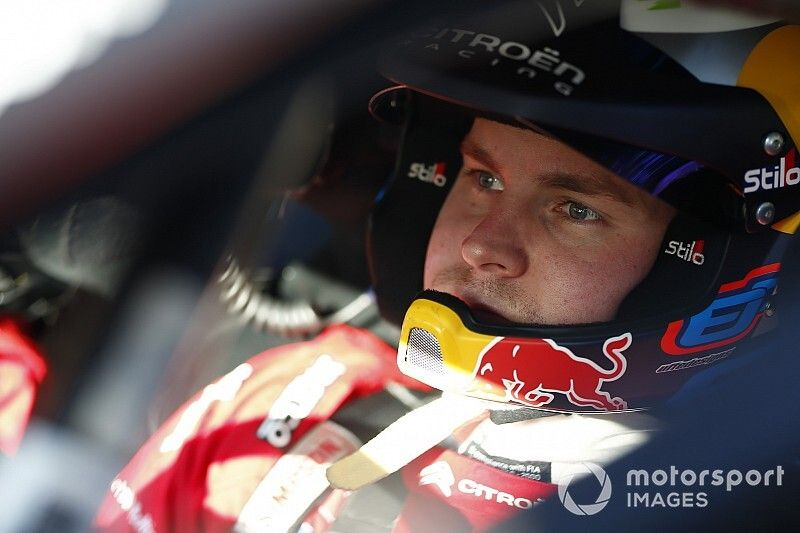 Lappi secures M-Sport Ford drive for 2020