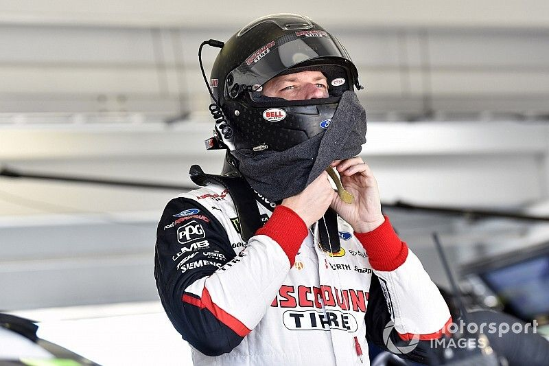 """Keselowski: New rules package was """"a challenge for me personally"""""""