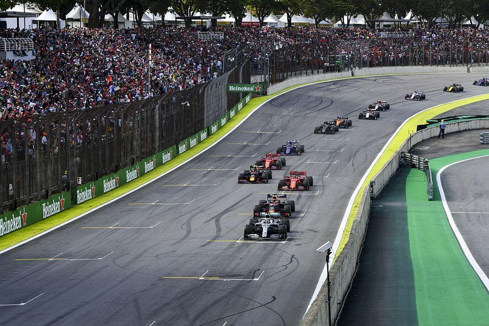 """Domenicali bevestigt: """"Derde sprintrace vindt plaats in Brazilië"""""""