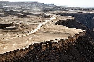 La historia de la mejor foto del Dakar 2020