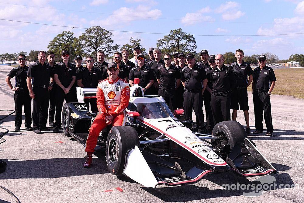 Supercars-kampioen McLaughlin met Penske in Indy GP