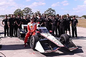 McLaughlin szybki w IndyCar
