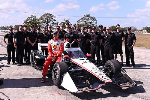 McLaughlin correrá con Penske el GP de Indianápolis
