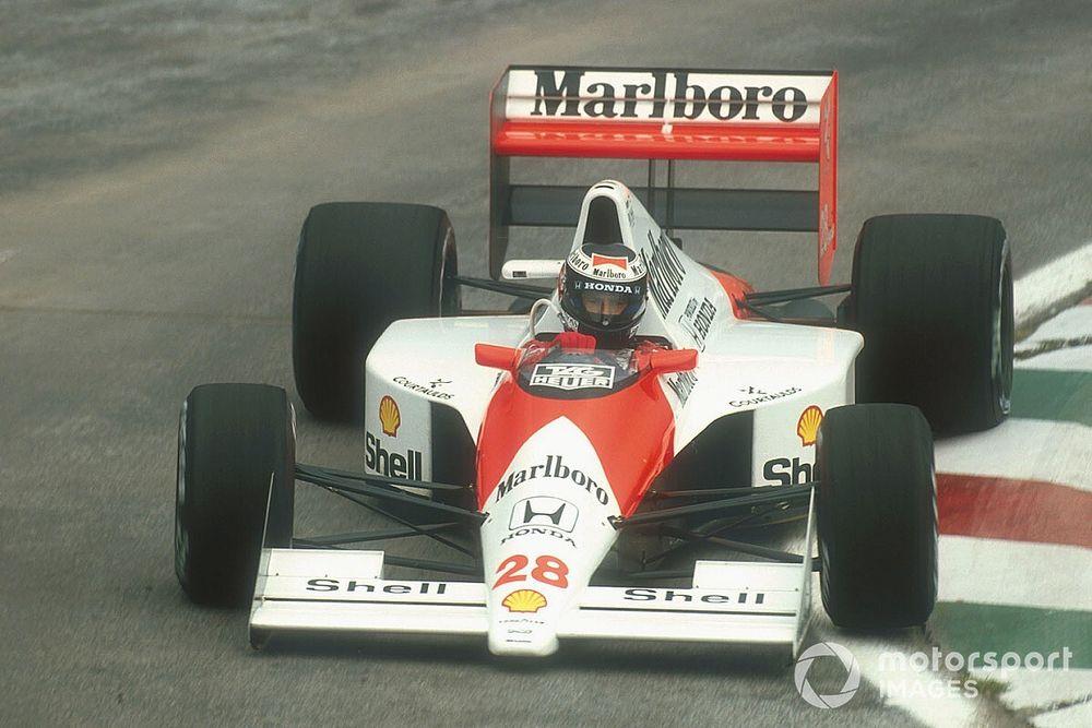1990-ben ilyen motor- és váltóhangokat hallhattunk a Forma-1-ben: Mansell Vs. Berger
