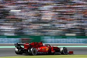 日本大奖赛排位赛:维特尔力压莱克勒克摘杆位,法拉利包揽头排