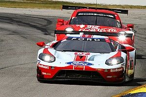 Petit Le Mans: AXR still in control, Ford leads GTLM