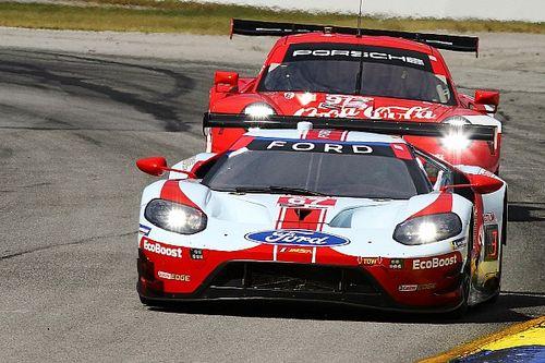 Petit Le Mans: AXR still in control, Ford leads GTLM