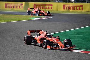 Geen 'aanwijsbare factoren' voor Vettels vorm in Japan