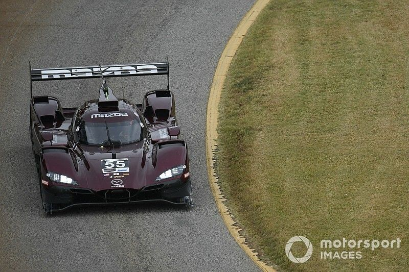Mazda announces IMSA line-ups for 2020 season