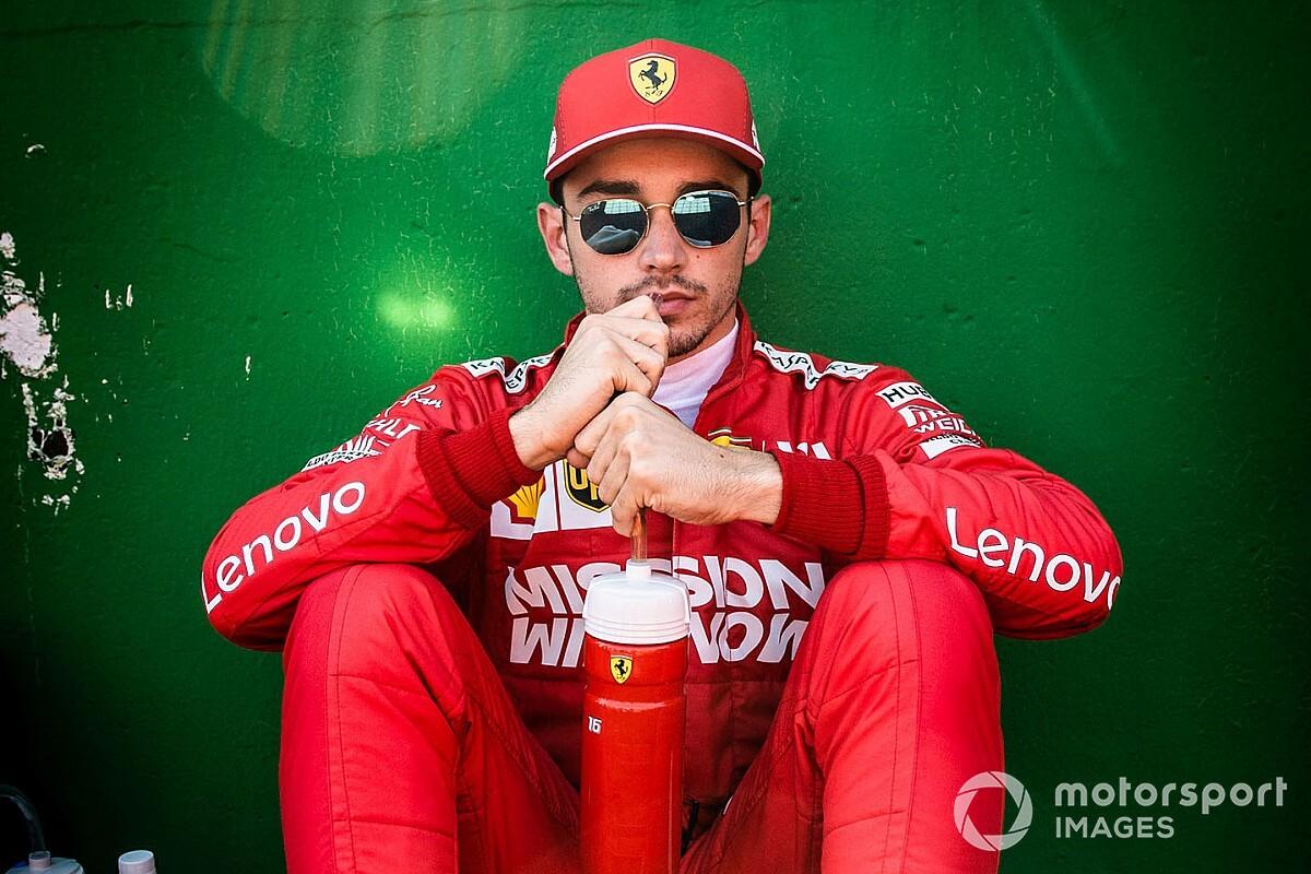 22 éves lett Leclerc, a Ferrari új csillaga
