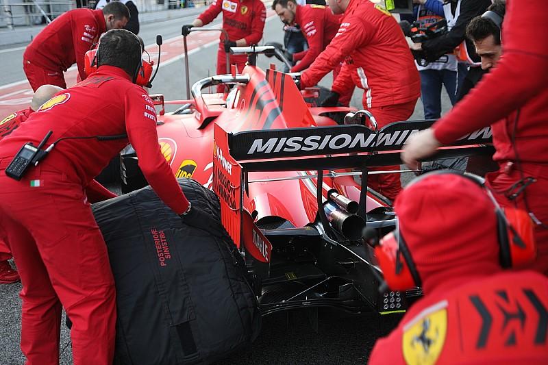 Ferrari travelling to F1 opener as planned despite Italy lockdown