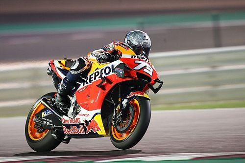 Alex Márquez vence a Marc y Rossi llega al podio