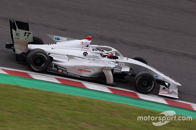 Real Racing withdraws from 2020 Super Formula season