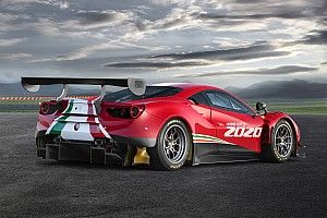 """Cannizzo: """"La Ferrari 488 GT3 EVO è vincente da subito"""""""