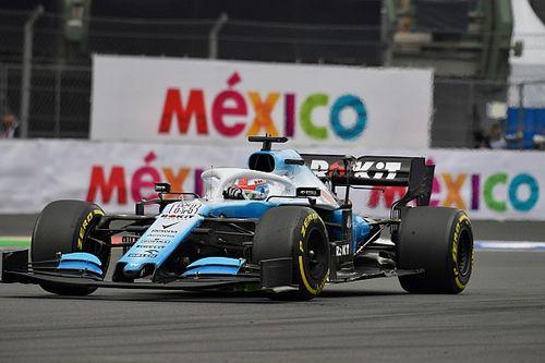 Ergebnis: Formel 1 Mexiko 2019, 3. Freies Training