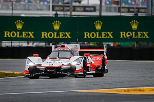 Montoya largará segundo en Daytona y Mazda en la pole