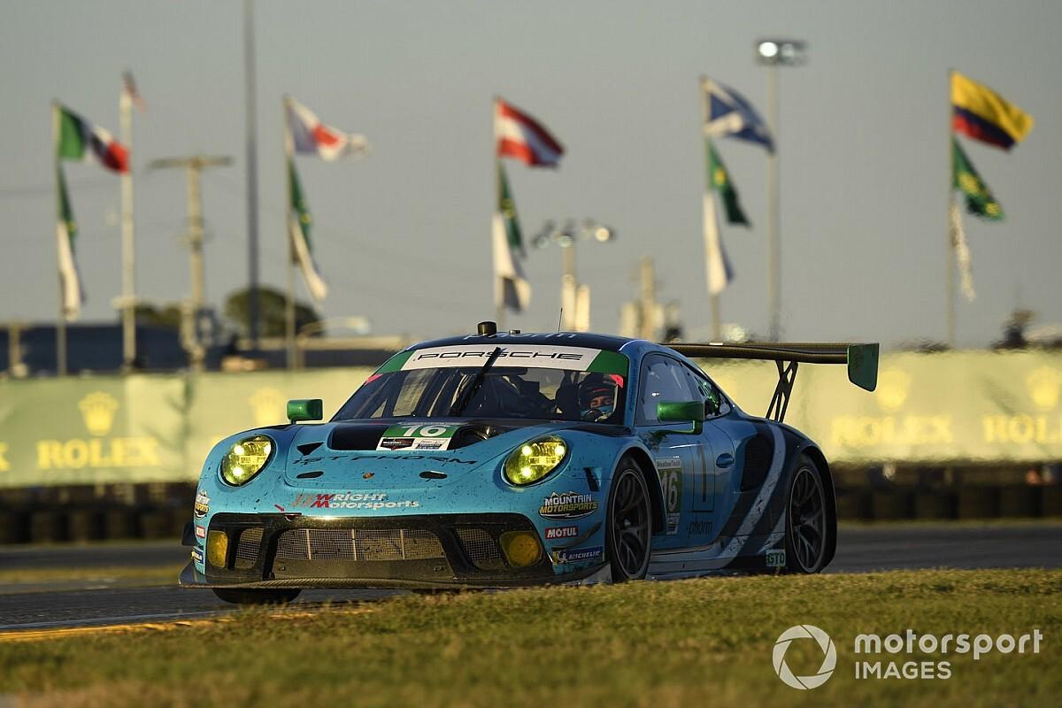 IMSA: la Wright Motorsports prosegue con una sola Porsche