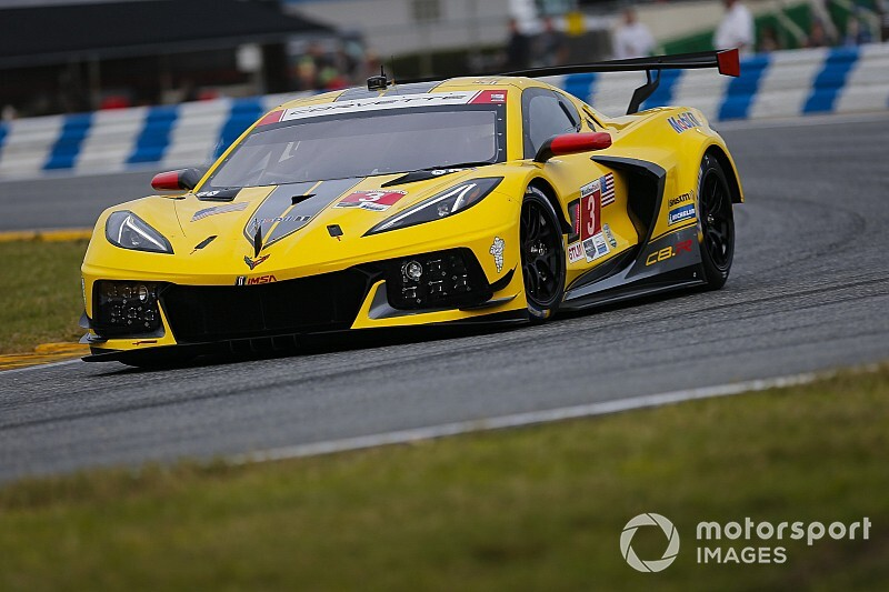 Corvette lodges entry for Sebring WEC race