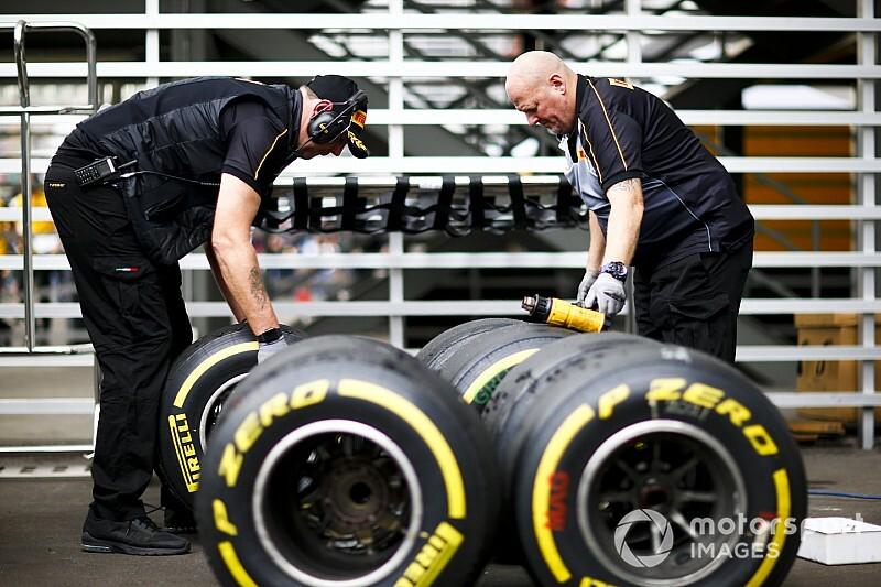 Formule 1 houdt in 2020 vast aan banden van 2019