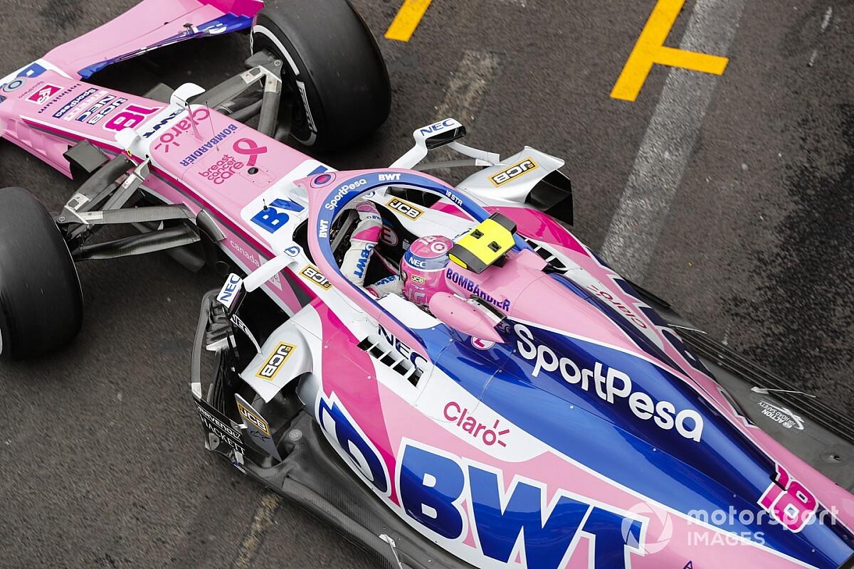 Racing Point'in 2020 aracına dair ilk görüntüler ortaya çıkmış olabilir
