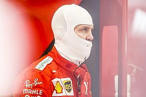 Vettel, enfermo, se pierde la primera jornada de test