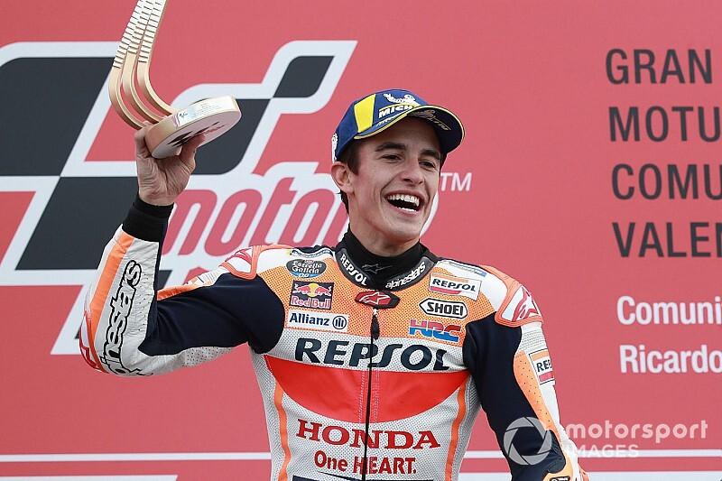 Márquez heureux de pouvoir fêter le titre équipes avec Lorenzo