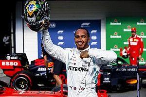 Hamilton: Red Bull y Ferrari tienen ventaja en Brasil