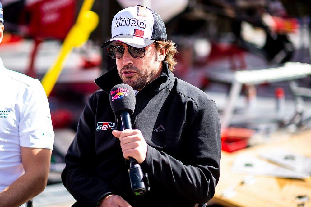 Ickx, Alonso'nun Dakar'ı kazanacağından emin