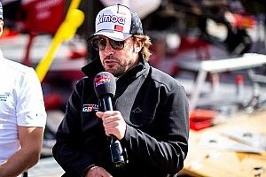 Alonso, Barrichello team up for Virtual Le Mans