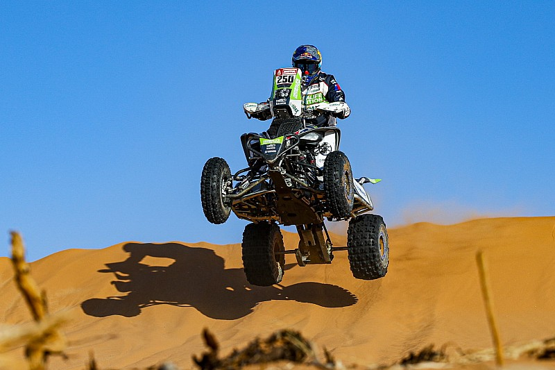 Dakar, Quad, Tappa 12: gioia Lindner, trionfo assoluto di Casale