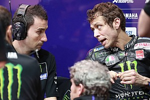 "Rossi ""worried"" about 2020 Yamaha's race pace"