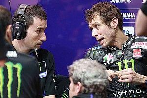 Rossi advierte un cambio por los neumáticos Michelin