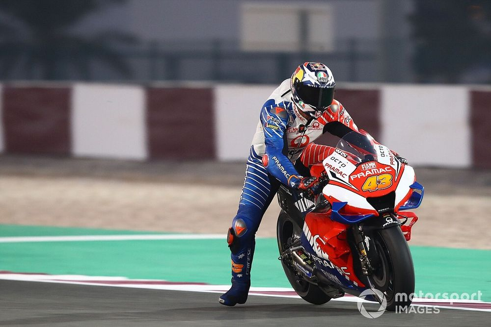 Miller opens up on Ducati ride-height adjuster