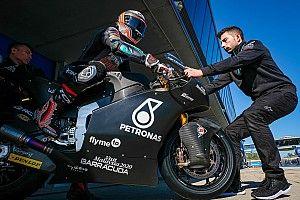 Así quedaría la parrilla de Moto2 y Moto3 tras el test de Jerez
