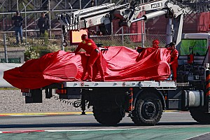 """Binotto erkent: """"Ferrari niet zo snel als Mercedes en Red Bull"""""""