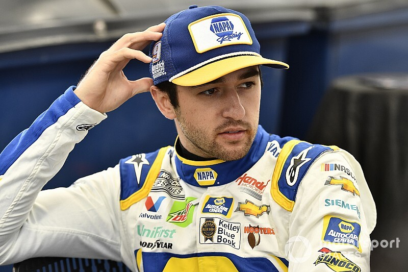 Chase Elliott to pursue $100K Truck bounty on Kyle Busch