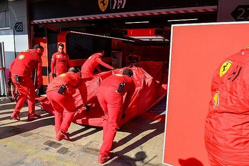 Barcelone, J3 - Mercedes lance l'assaut, Ferrari en panne
