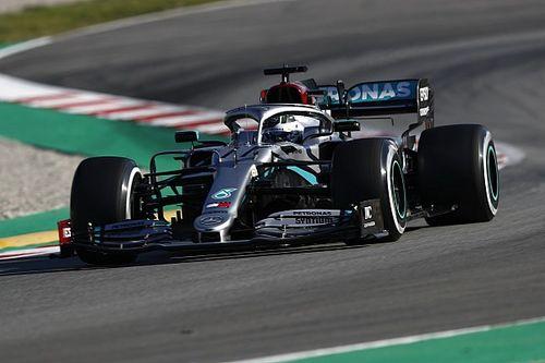 Test Barcellona, Day 3: Mercedes durissima, Ferrari fragile