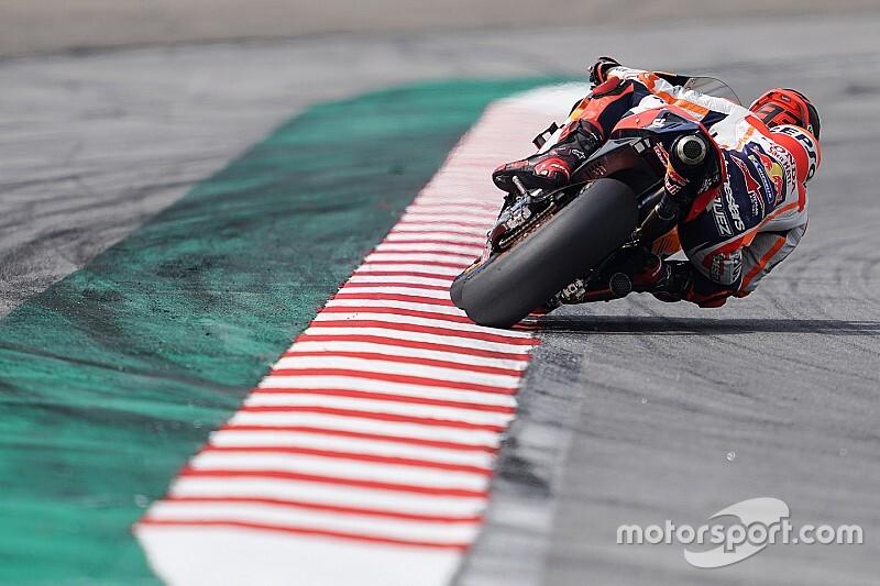 Márquez pas si sûr que le nouveau pneu favorise Yamaha et Suzuki