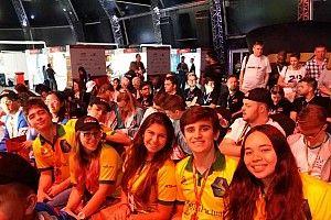 Projeto de F1 nas escolas chega à fase final com encontro entre brasileiros no mata-mata