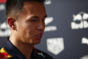 "Albon: ""Really good"" of Hamilton to send apology message"
