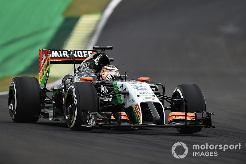 Alle Formel-1-Autos von Nico Hülkenberg